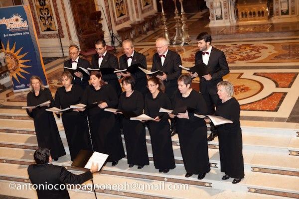La Cappella Musicale San Tommaso Apostolo