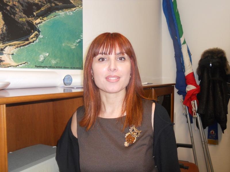 l'ass.al commercio, Maria D'Alessandro