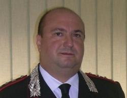 Il capitano dei carabinieri Manconi.