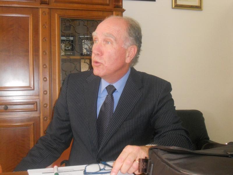 l'assessore Roberto Serafini