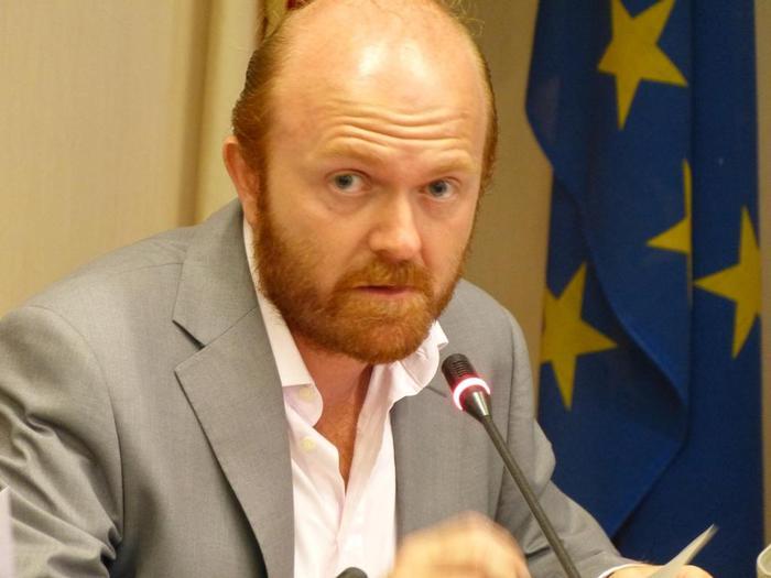Consigliere regionale Leandro Bracco