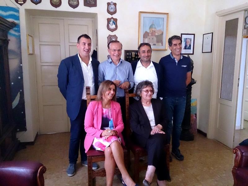 Comune di Ortona: il Sindaco D\'Ottavio presenta la nuova Giunta La ...
