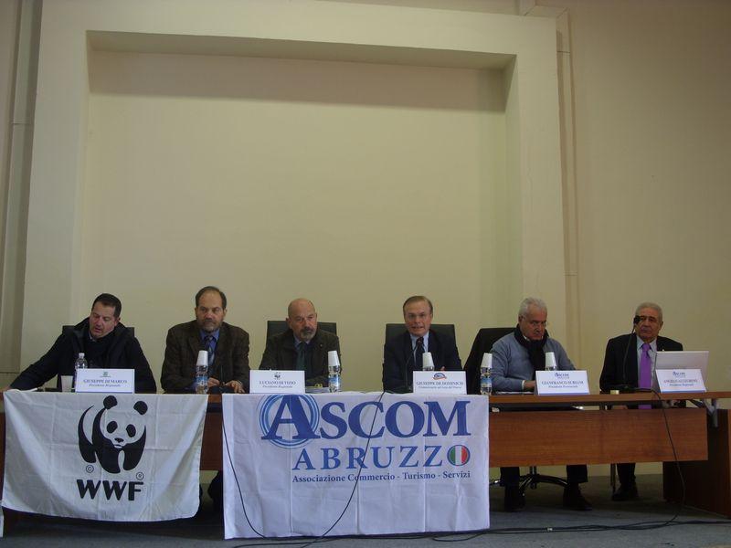 Convegno Ascom sul Perco della Costa teatina