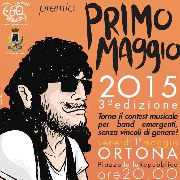 Premio 1 Maggio 2015