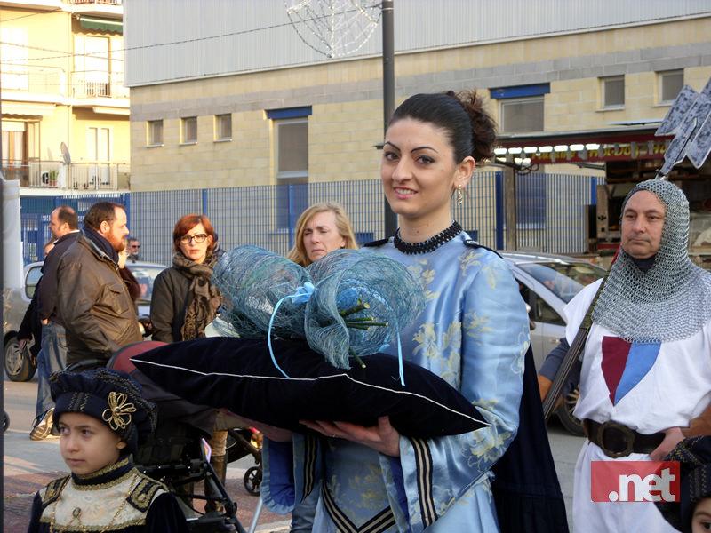 Eleonora Lombardi, Dama del Giglio 2015