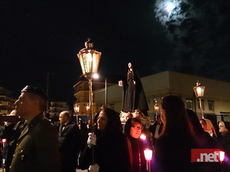 Processione del Venerdì Santo a Ortona, 03/04/2015