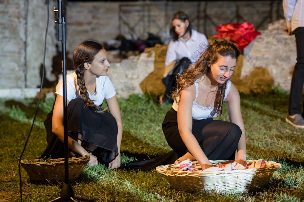 Le liceali sposano essaouira moda progetto interculturale for Scuola di moda pescara
