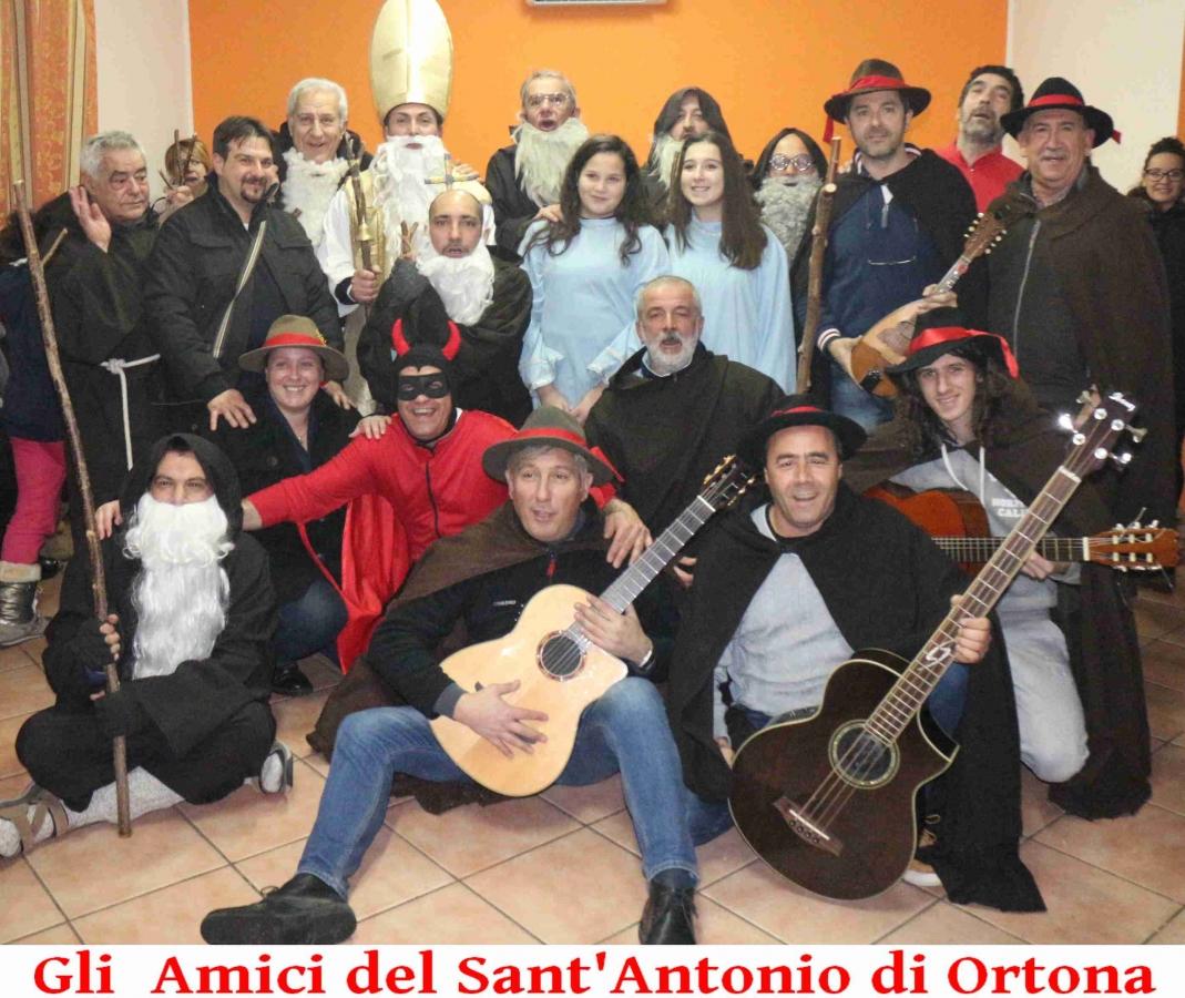Gli Amici del Sant'Antonio di Ortona