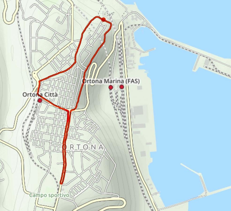 Circuito Ortona : Terzo giro podistico di ortona domenica agosto ore largo