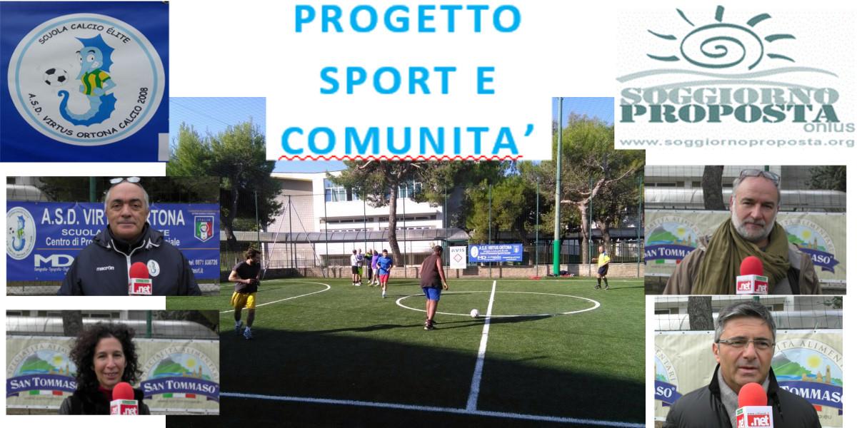 Progetto Sport e Comunità Scuola Calcio Elite della Virtus Ortona in ...