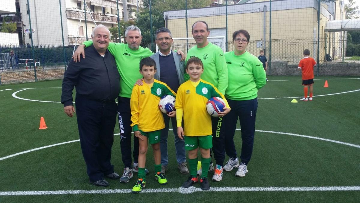 Inaugurato il Centro di Promozione Sociale e Sportivo della Scuola ...